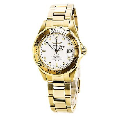 $58.69 - Invicta 8938 Men's Pro Diver Quartz Gold-Tone Watch