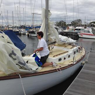 "SAILING YACHT ""SORAYA"" Brentwood Melville Area Preview"