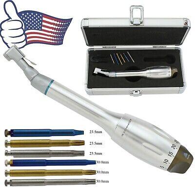 Dental Implant Torque Wrench Handpiece Universal Surgident Fit Hex Anthogyr