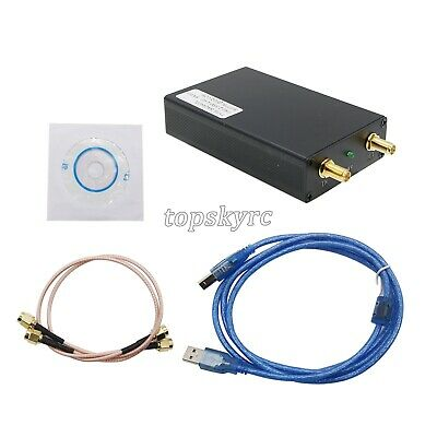 35m-4.4g Usb Sma Signal Source Generator Simple Spectrum Analyzer Sag4400l Top
