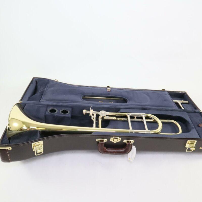 Bach Model 42BO Stradivarius Professional Trombone SN 215391 OPEN BOX