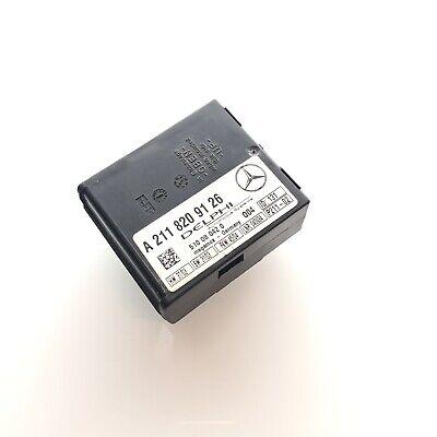 MERCEDES BENZ W203 C CLK E CLASS MOBILE PHONE INTERFACE ECU A2038202585