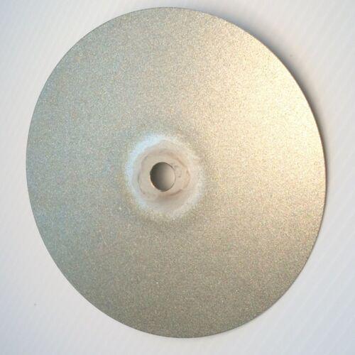 "Diamond Wheel for 6"" bench grinders - tungsten electrode grinder / sharpener -"