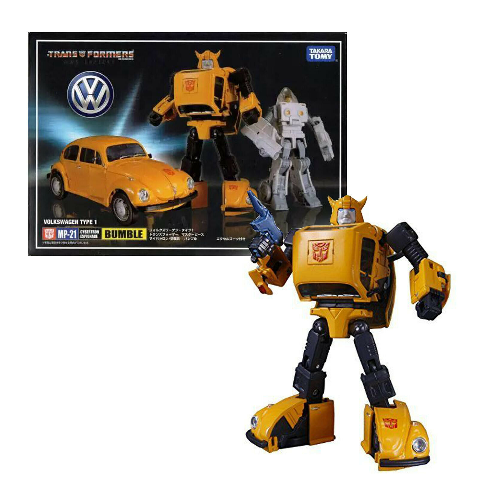 Transformers Masterpiece MP-21 BUMBLEBEE Action Figure Toy Gift