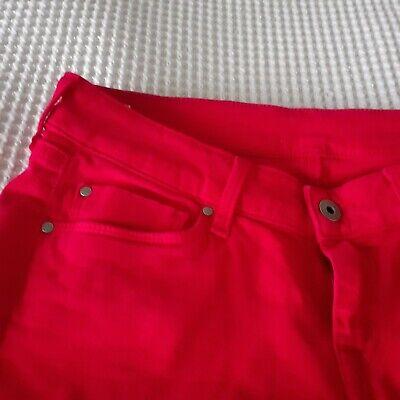 Pepe Jeans Soho W 27 L 28 rot Skinny