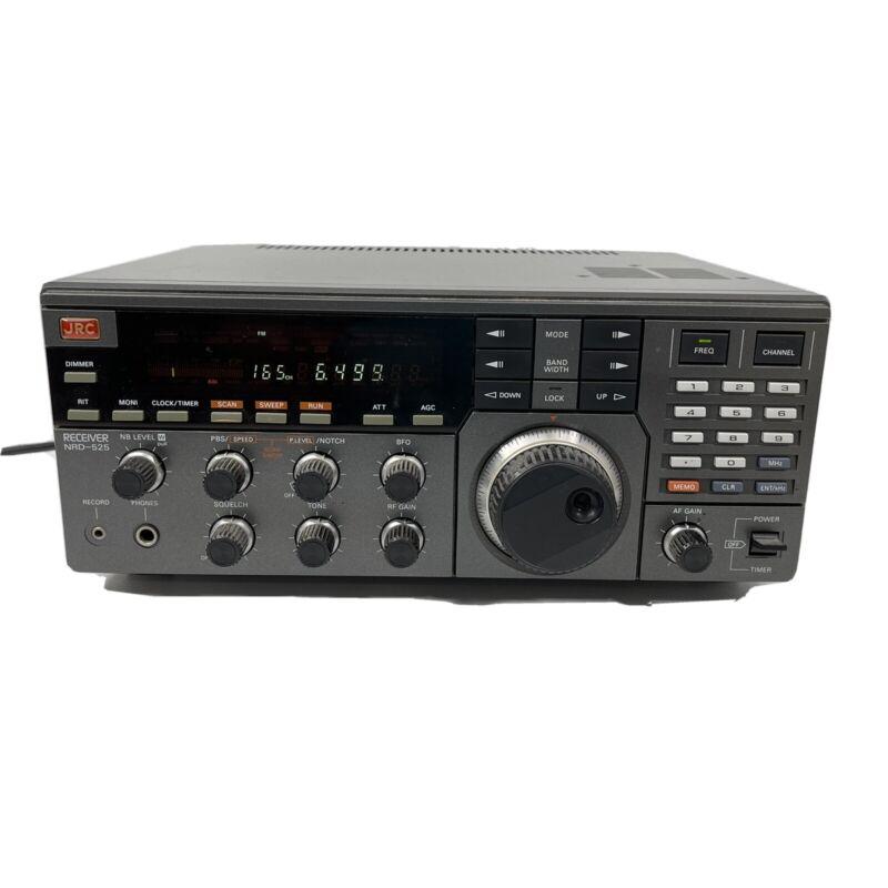 Japan Radio Company - JRC NRD-525 Communications Receiver - Serial #51755
