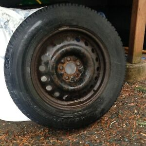 Rims and tires, 4. Radial Toyo 235 65 R17