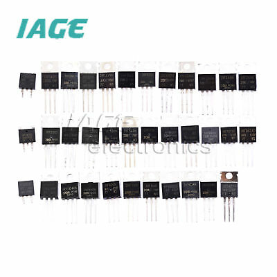 3205 Serie (Transistor IRF series IRF9540 IRFZ46N IRF3205 IRFB3207 IRF1010E IRF640NS)