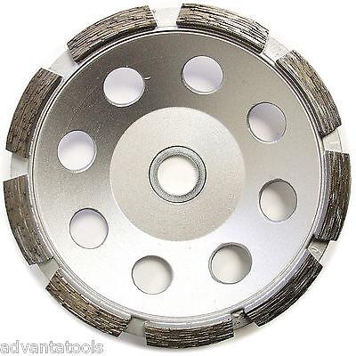 5 Single Row Diamond Cup Wheel For Concrete Stone Masonry Grinding 78-58
