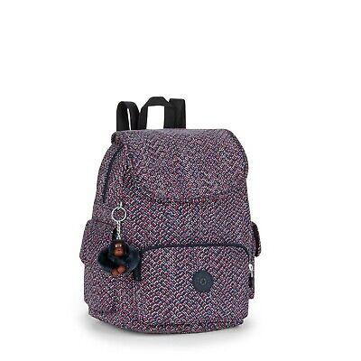Kipling CITY PACK S Small Backpack - Mini Geo