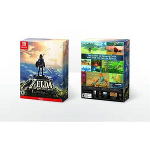 Breath of the Wild: Special Edition (unopened)