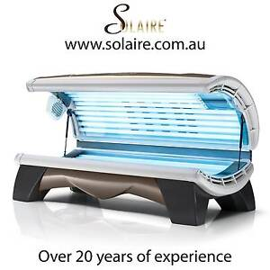 Solarium - Tanning Bed - Hapro Onyx Combi with 400 Watt Facial Grovedale Geelong City Preview