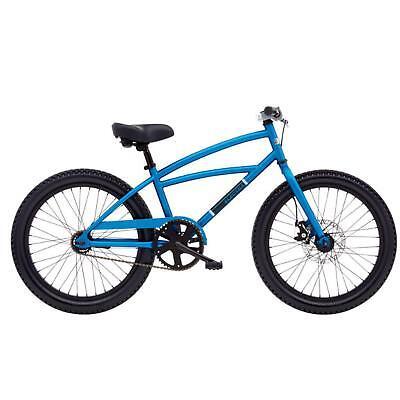 n Fahrrad 20 Zoll Blau Beachcruiser Kinder Mountain Bike MTB (Jungen Beach Cruiser)