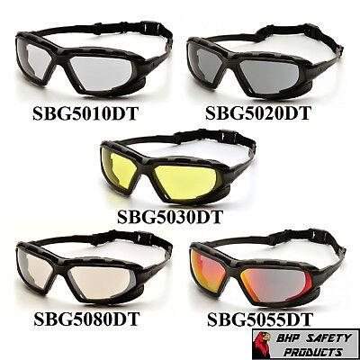 PYRAMEX HIGHLANDER PLUS SAFETY GLASSES CONSTRUCTION WORK SUNGLASSES (1 PAIR)](Construction Glasses)