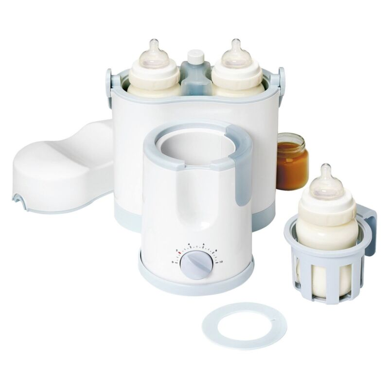 Munchkin Anywhere Night And Day Baby Bottle Warmer & Cooler. NEW