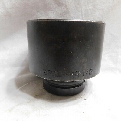 Wright 1 Drive 3-18 Impact Socket 8897 - Made In The Usa