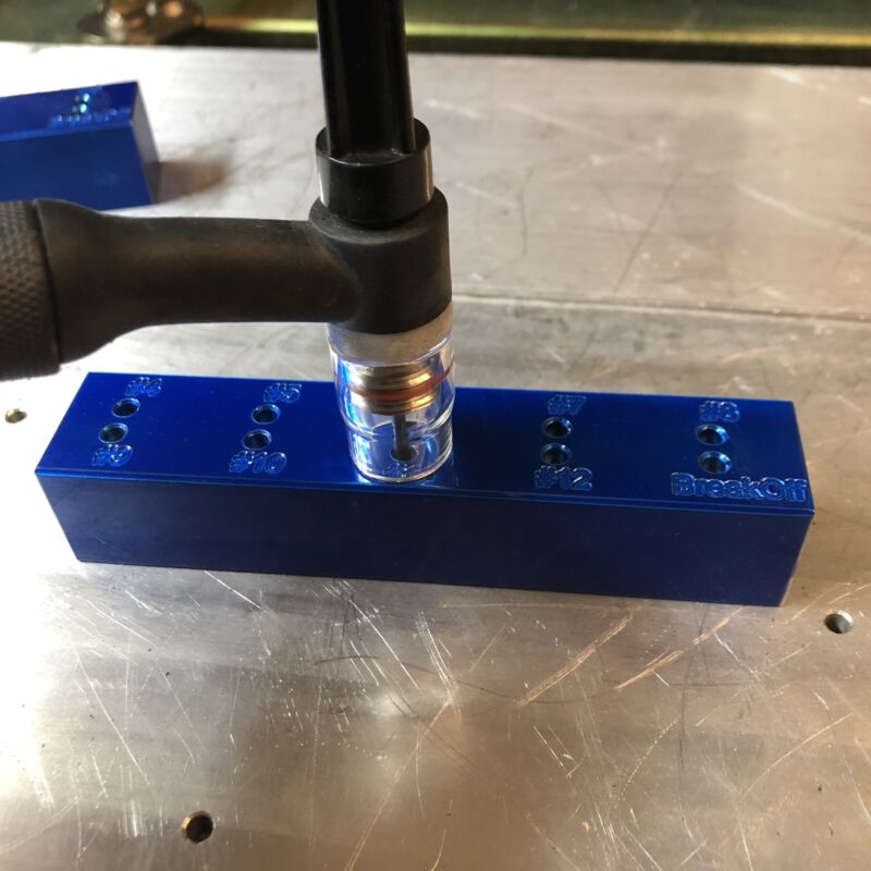 Affordable TIG Tungsten Stick-Out Gauge