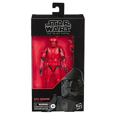 Star Wars The Black Series Sith Trooper - The Rise Of Skywalker E4078