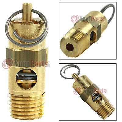 14 Brass 200 Psi Air Compressor Safety Relief Pop Off Valve