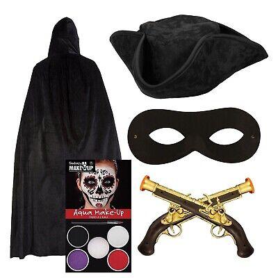 Highway Man Klassisch Halloween 80's Adam Ant Auffallend Deliver Maskenkostüm