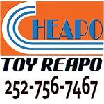 Cheapo Toy Reapo