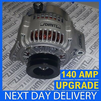 140 AMP UPGRADE ALTERNATOR TOYOTA 4Runner/Hilux Surf/Hiace 3.0 DIESEL 1KZ-T/TE