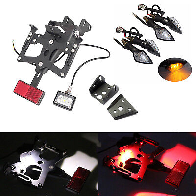 FENDER ELIMINATOR KIT LICENSE PLATE W LIGHTS FOR <em>YAMAHA</em> YZF R1  2014