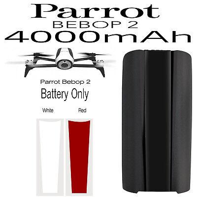 GiFi Power 4000mAh 20C 11.1V LiPo Battery for Repeat Bebop 2 Drone J6W9