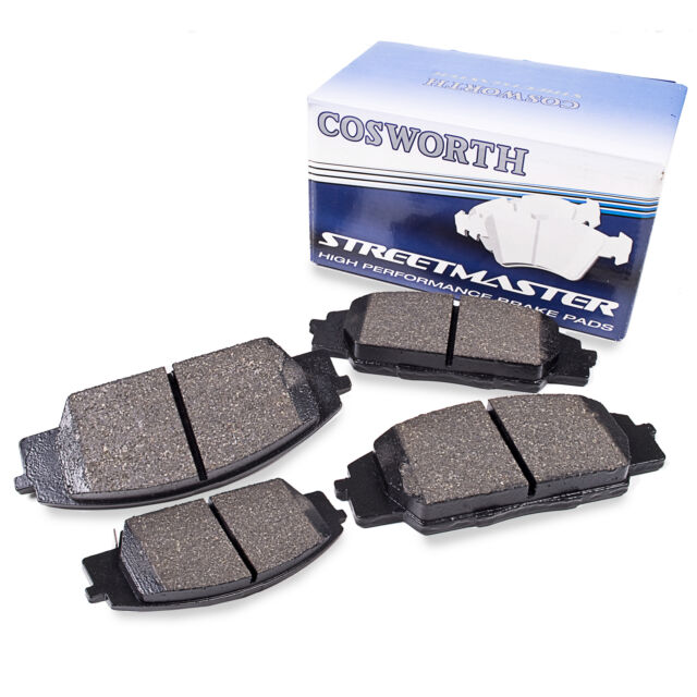 COSWORTH STREETMASTER BRAKE PADS FOR HONDA CIVIC EP3 INTEGRA DC5 TYPE R S S2000