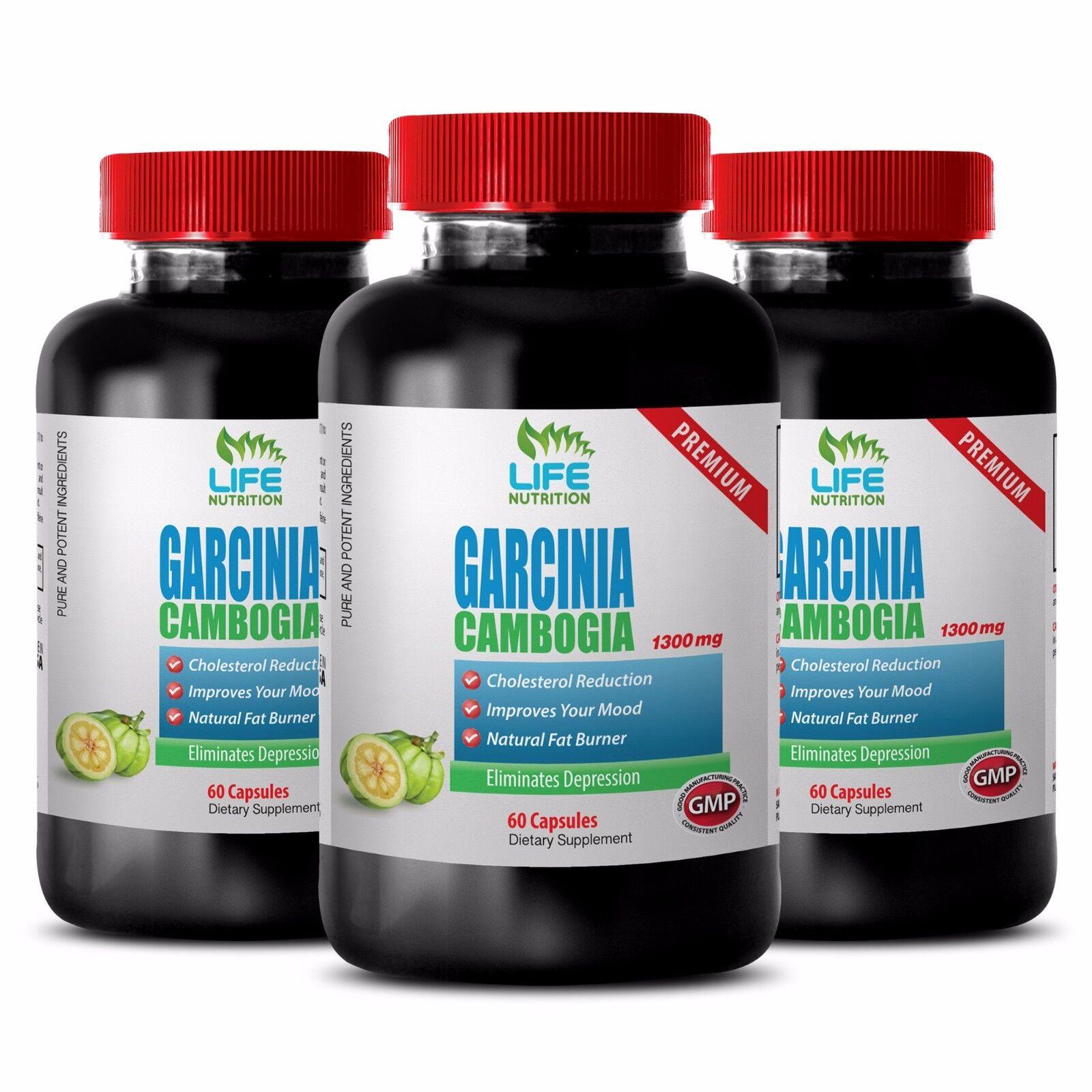 Garcinia Cambogia Supreme - Garcinia Cambogia Extract 130...