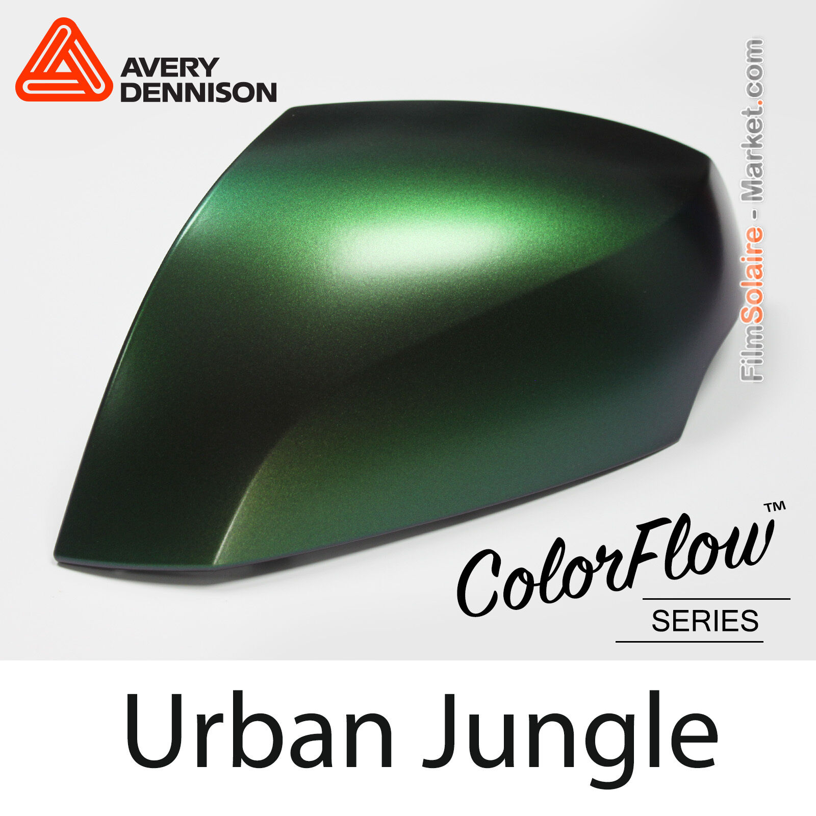 152x1000cm film colorflow urban jungle avery dennison for Avery paint protection film