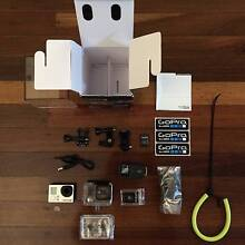 GoPro Hero3+ Black Edition. Super condition + 32GB memory card Mount Gravatt Brisbane South East Preview