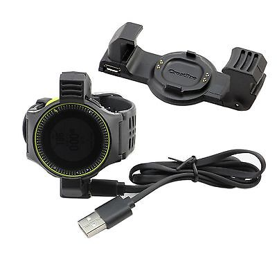 Dedicated Charging Cradle Cable Replacement For Garmin Forerunner225 Smart Watch