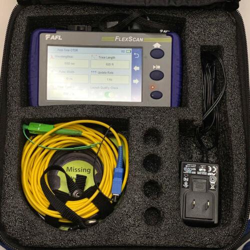 AFL Noyes FS200-300B-U FlexScan SingleMode OTDR