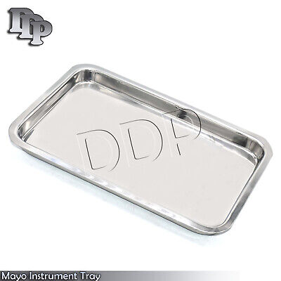 Mayo Tray 11x7x1 Surgical Instruments