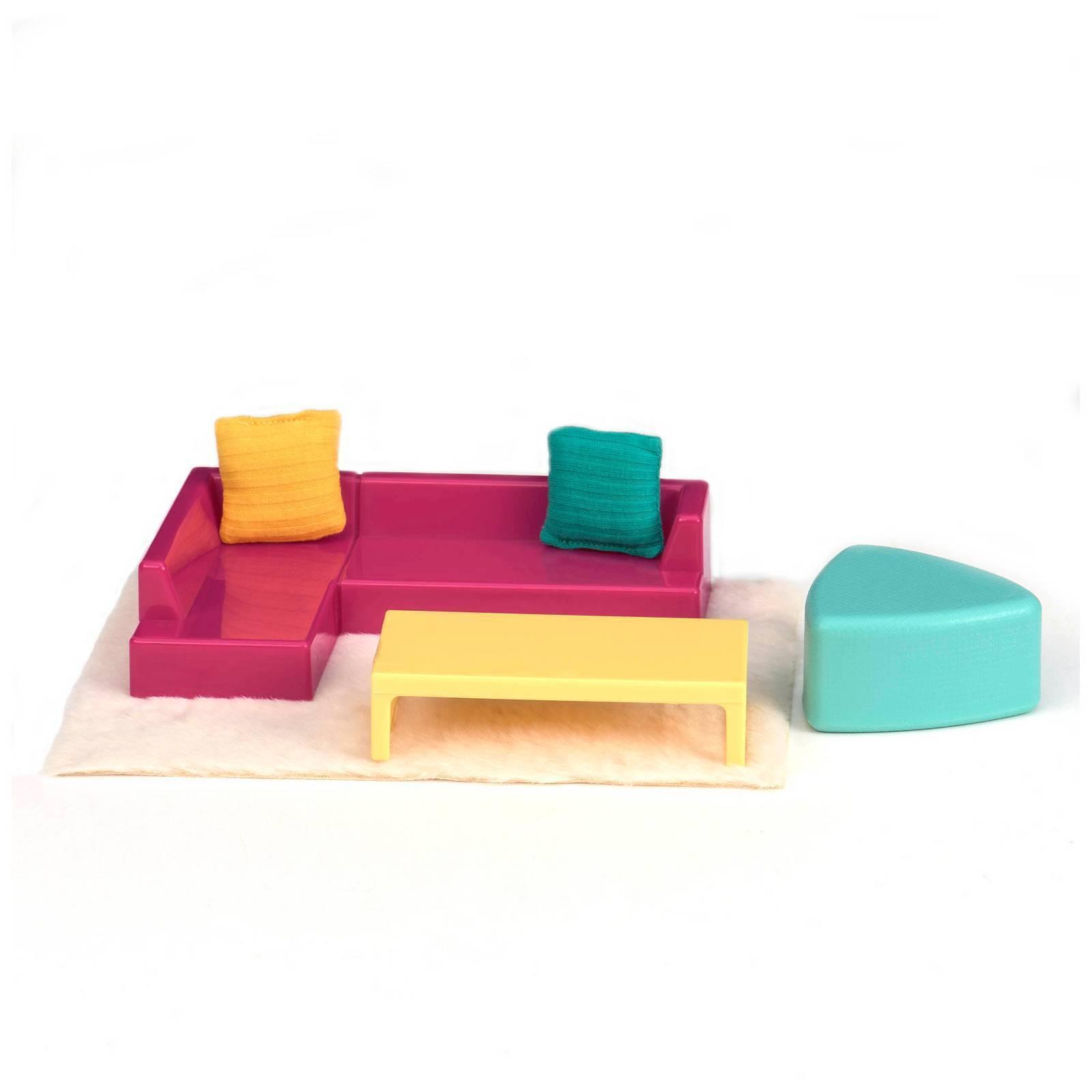 Lori Lo37012z Living Room Lounge Fashion Doll Furniture Set | eBay