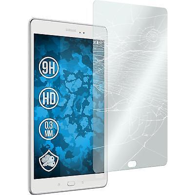 1 X Glas-folie Klar Für Samsung Galaxy Tab A 9.7 Schutzglas Galaxy Tab A 9.7