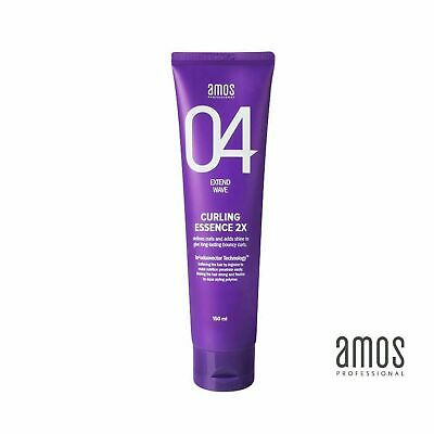 Korea AMOS Professional Curling Hair Essence 2X for Extend Wave - 150ml/5oz