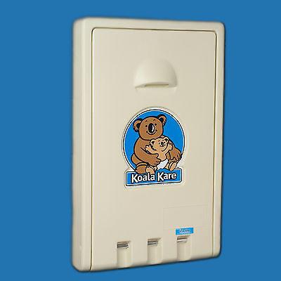 Koala Brand Baby Changing Station Kb101-00 Vertcream