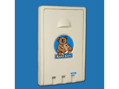 KOALA Brand BABY CHANGING STATION KB101-00 (Vert/Cream)