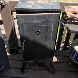 Brinkmann Smoker with electric hot plate included