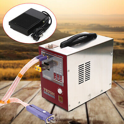 Sunkko 737dh Pulse Spot Welder For Battery Soldering Welding Machine 4.3kw