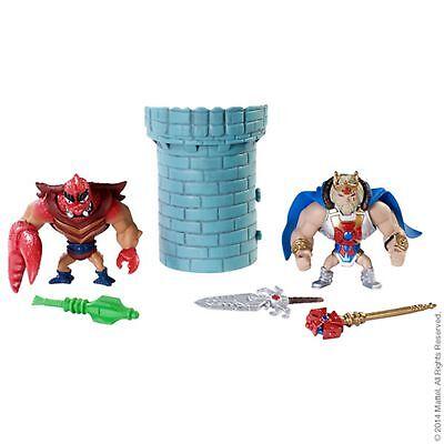 Masters Of The Universe Mini King He Man    Clawful  Figures   Motu
