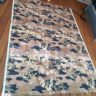 WILSON UPHOLSTERY FABRIC 80's VINTAGE