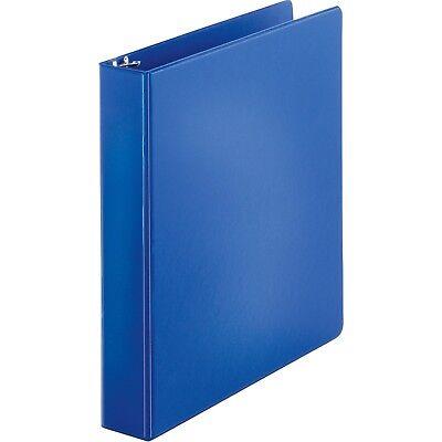 3 Ring Binder. 1.5 Binder Capacity. 8 12 X 11 Sheet Size. Blue.