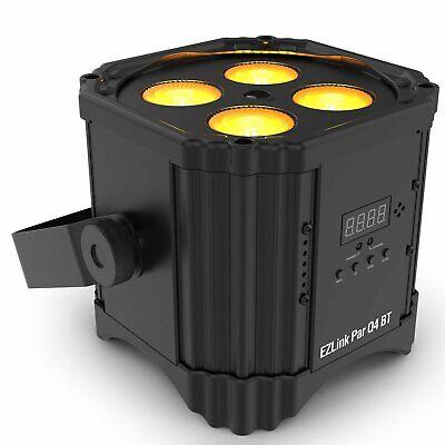 Chauvet DJ EZ Link Par Q4 BT Wireless Battery-Powered RGBA Bluetooth Wash Light
