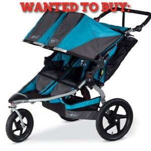 Wanted: B.O.B. Revolution Double Stroller