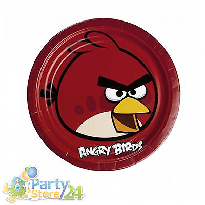 Angry Birds Teller Kindergeburtstag Geburtstag Party Deko Geburtstagsparty