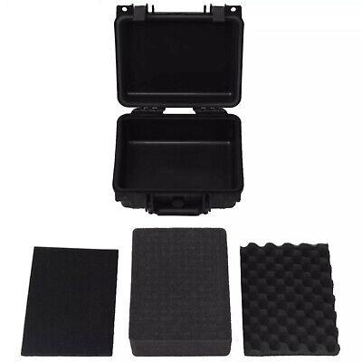 Protective Equipment Camera Hard Case Accessories Box Removable Foam Insert