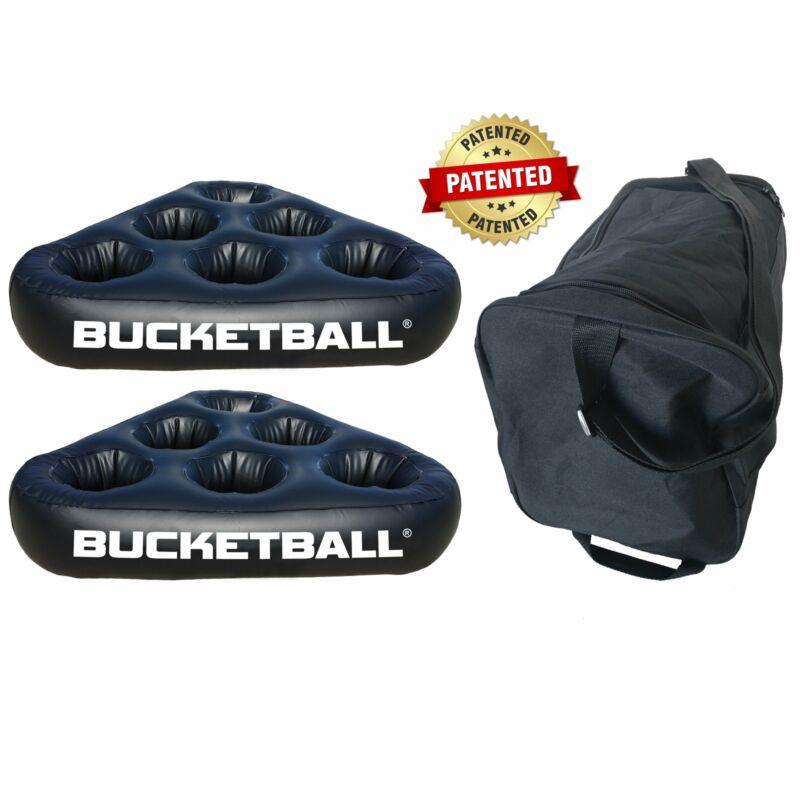 BucketBall™ - Inflatable Rack Set